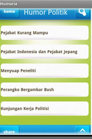 komedi-mania-cerita-lucu for android screenshot