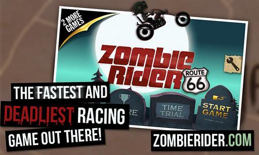 Zombie Rider Free