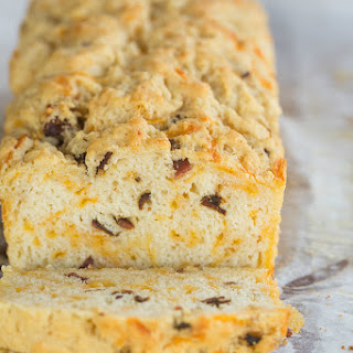 Bacon and Cheddar Beer Bread