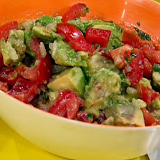Taco Bowls with Guac-a-Salsa Salad