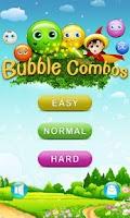 Screenshot of Bubble Combos!