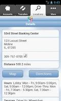 Screenshot of SENB Mobile