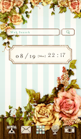 Screenshot of Cute wallpaper★antique rose