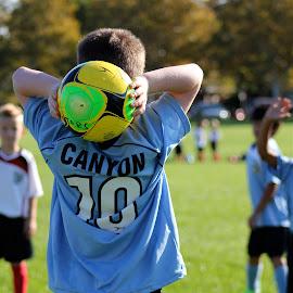 by Roseann Muñoz - Sports & Fitness Soccer/Association football