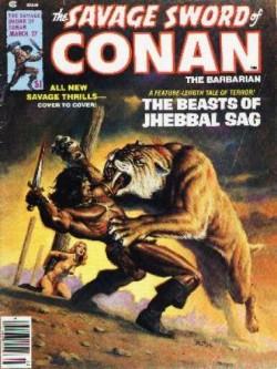 A Espada Selvagem de Conan