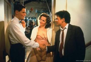George, Lorraine e Marty