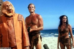Zaius, Taylor e Nova