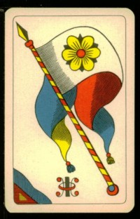 Banner de Flores, 1903