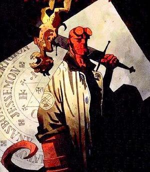 Hellboy, versão quadrinhos