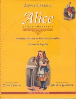Alice: Edição Comentada
