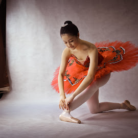Ballerina Moment by Kenjiez Lee - Sports & Fitness Other Sports ( ballerina )