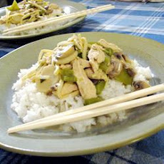 Ken's Spicy Chicken Thai Green Curry