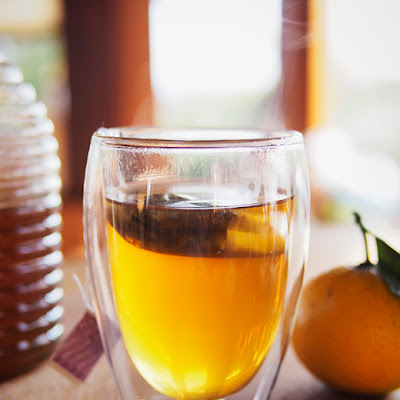 Natural Bourbon-Chamomile Cough Syrup