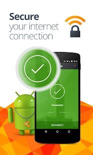 SecureLine VPN for Lollipop - Android 5.0