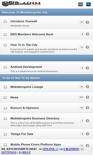 【免費娛樂App】Mobiletropolis City Mobile-APP點子