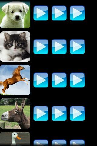 Animal Sounds Pics FREE