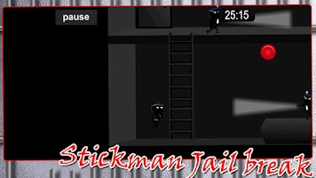 Screenshot of Stickman Jail break