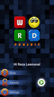 Word Pursuit - screenshot