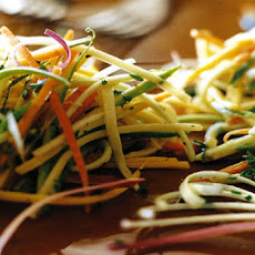 Zucchini Slaw Two Ways Recipe