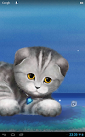 Screenshot of Silvery the Kitten HD
