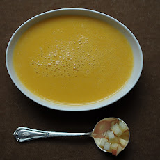 Butternut Squash and Cider Soup