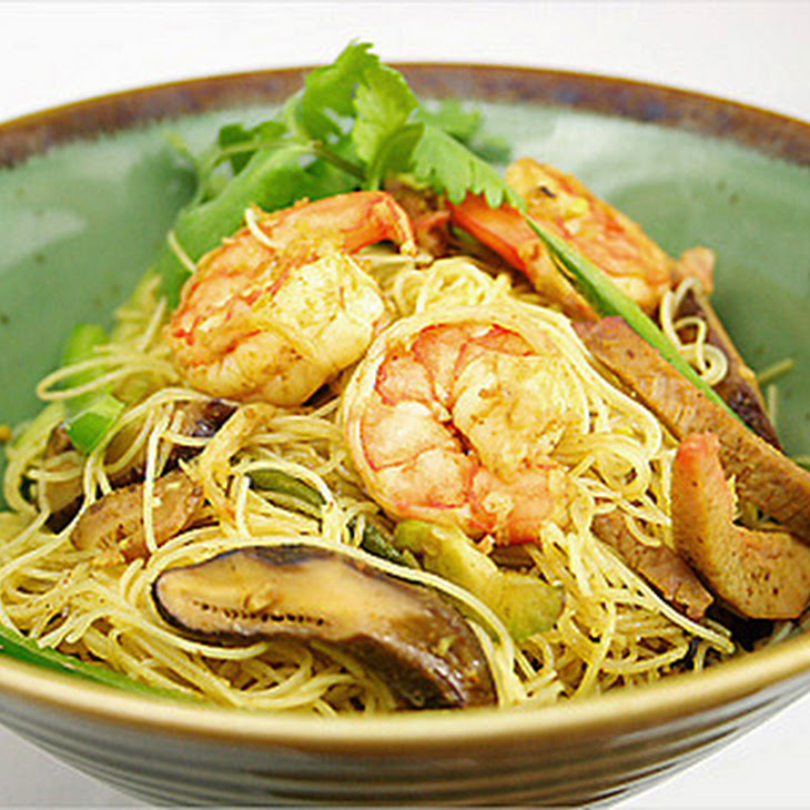 Xiamen-style Fried Vermicelli Recipe