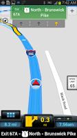 Screenshot of CoPilot Premium USA - GPS