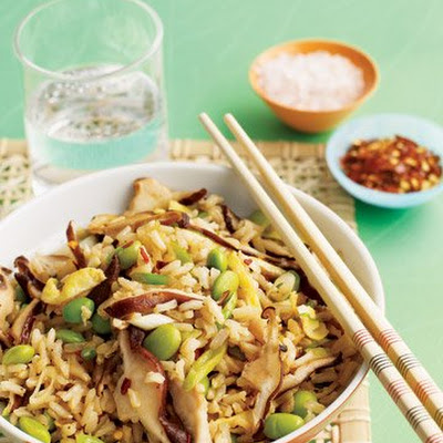 Shiitake Fried Rice