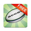 Bouncy Rugby Wallpaper FREE icon