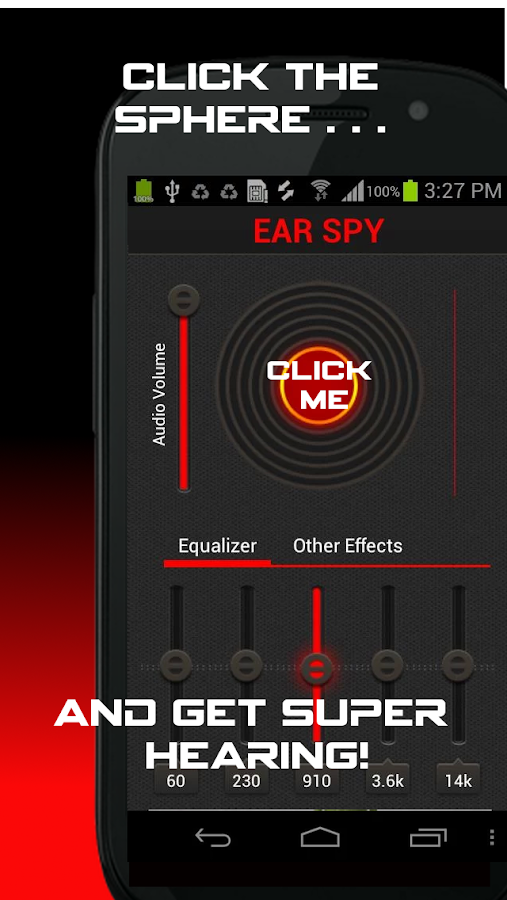 Ear Spy Pro Screenshot 1