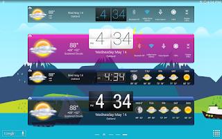 Screenshot of HD Widgets