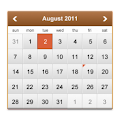Simple Calendar APK for Bluestacks