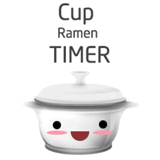 Cup Ramen Timer LOGO-APP點子