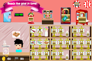 Screenshot of Sweets Store Mania