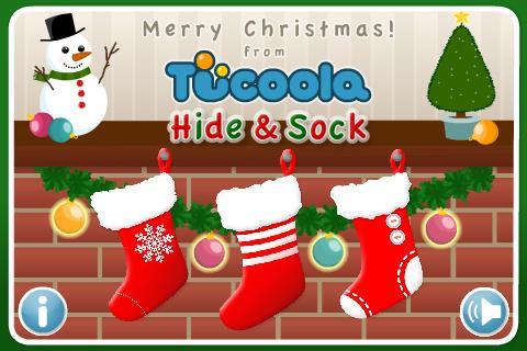 【免費休閒App】Hide & Sock-APP點子