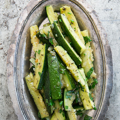 Zucchini with Thyme