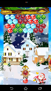 Bubble Shooter Noel - screenshot