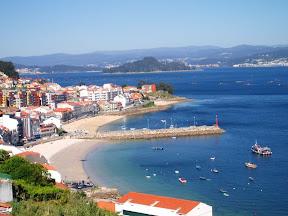 Ría de Pontevedra Raxó Rias Baixas