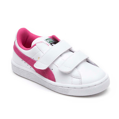 Puma Junior Double Strap Trainer TRAINER