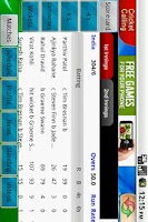 Screenshot of CricketCalling Live