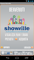 Screenshot of Webtic Showville Bari Cinema