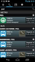 Screenshot of Montreal Metro & Bus