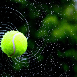 spin by Naurez Latif - Sports & Fitness Tennis