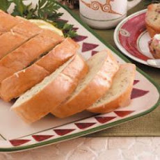 Poppy Seed Cheese Bread