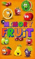 Screenshot of Jogo da memória - Frutas