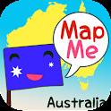 MapMe Australia icon
