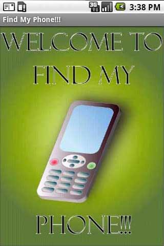 Find My Phone Lite