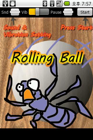 【免費休閒App】RollingBall - Killing Bug-APP點子