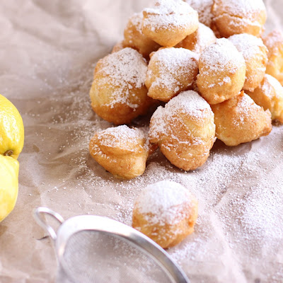 Lemon Beignets