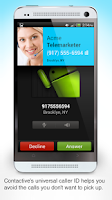 Screenshot of Contactive - Free Caller ID